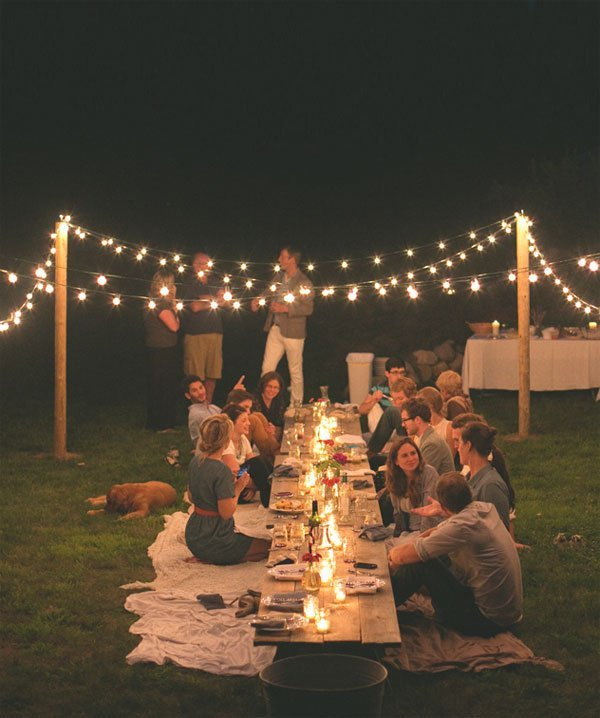 10 tips for a successful Wedding Camping