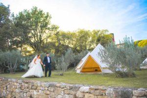location tente mariage tipi Montpellier, Hérault Gard Bouches du rhône Var Vaucluse