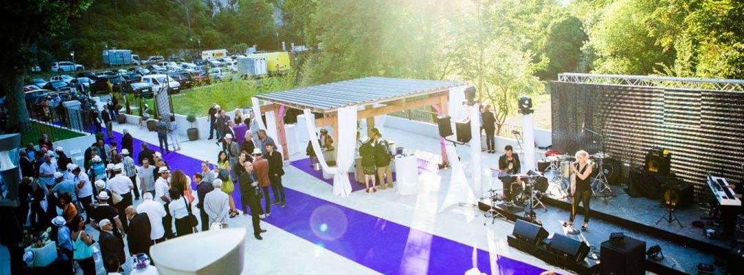 location tente tipi mariage au Riviera Saint Pons à Géménos Bouches du Rhône