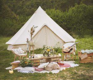 location tente mariage bucolique