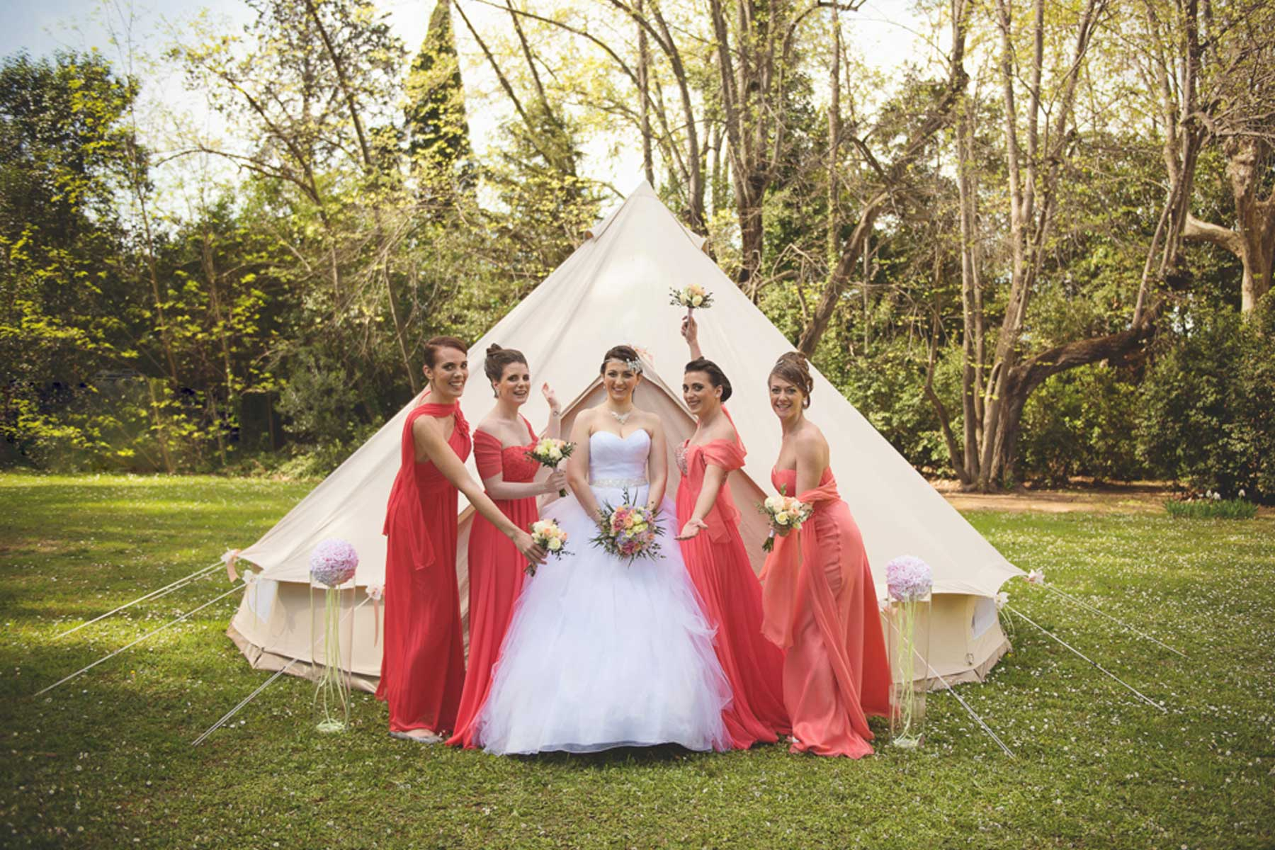 location tente mariage champetre 2 - Galerie Mariage Champetre