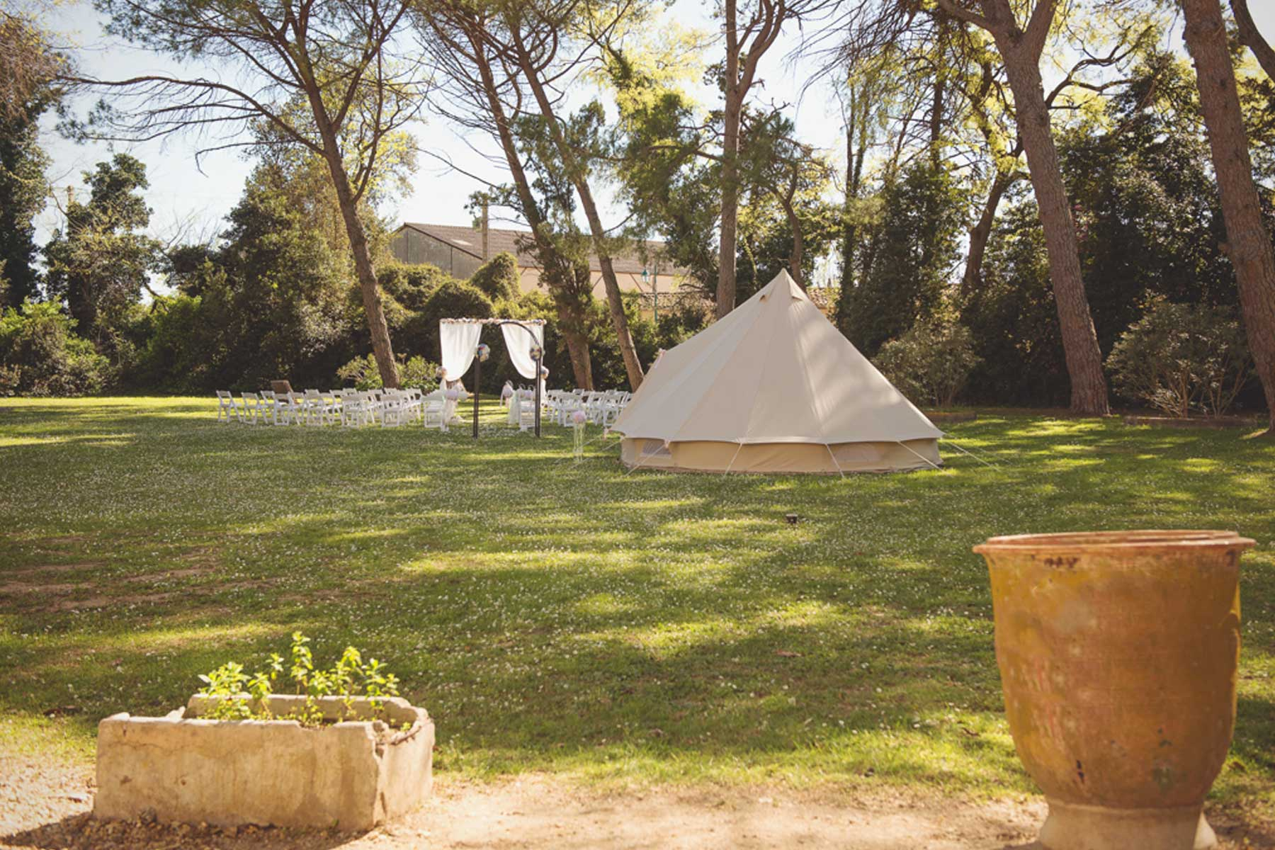 location tente mariage champetre 7 - Galerie Mariage Champetre