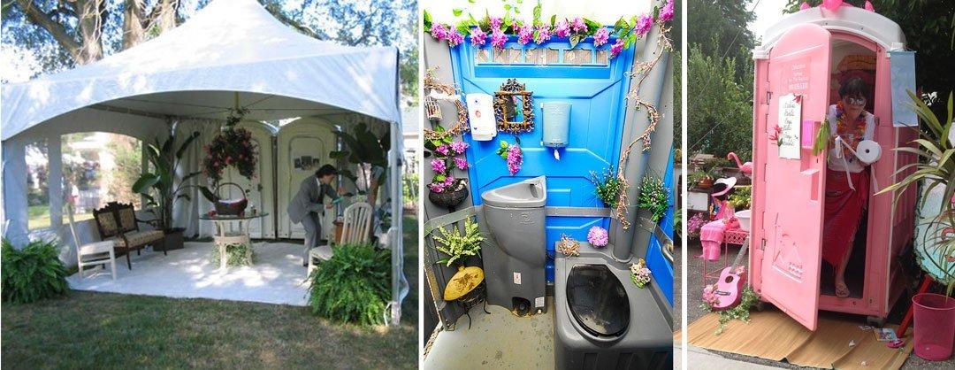 location sanitaires mariage - Location WC Mariage ⎪ 5 conseils pour bien choisir