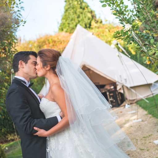 location tente mariage 2 - Nos locations de Tente Mariage Tipi