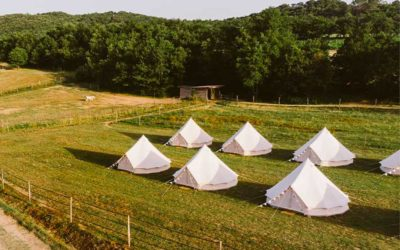 5 bonnes raisons d'installer un Wedding Camping