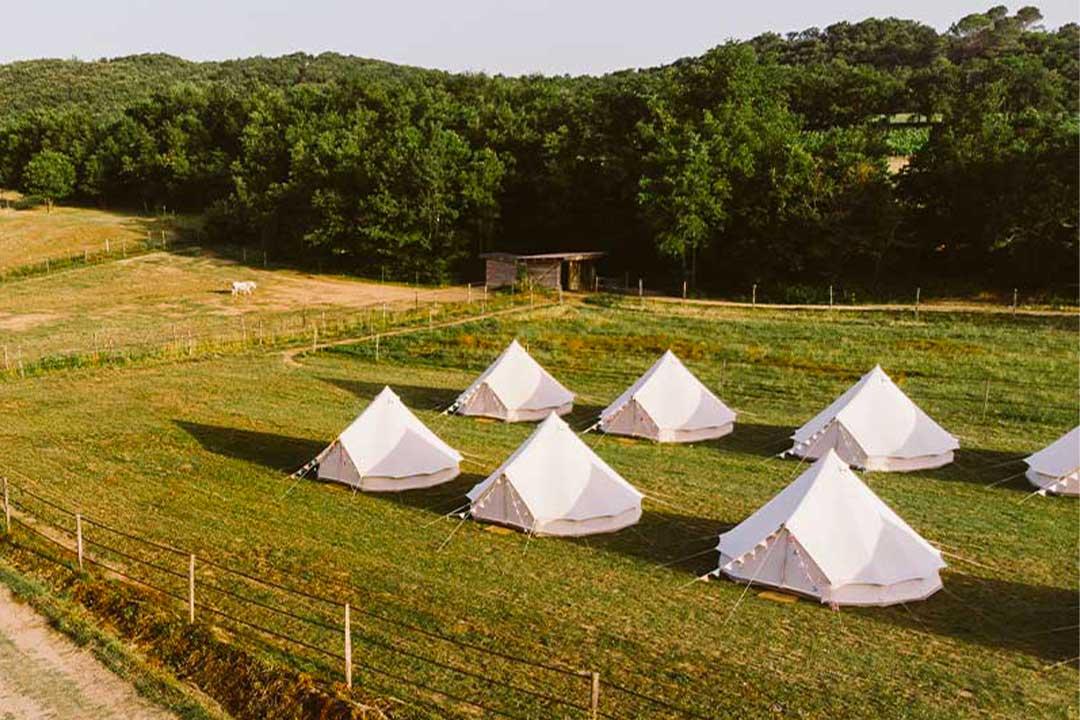 wedding camping bonnes raisons choix mariage 1 - 5 bonnes raisons d'installer un Wedding Camping