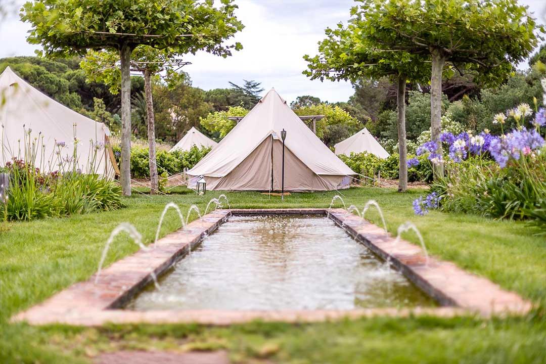 wedding camping solution retour invitee mariage - 5 bonnes raisons d'installer un Wedding Camping